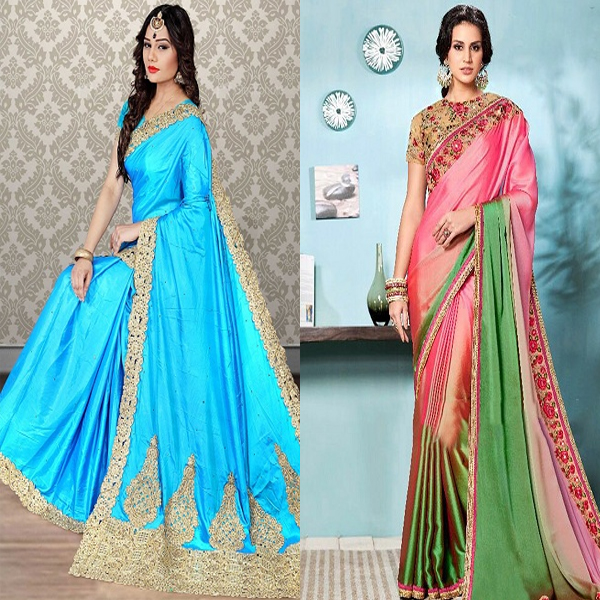 Fancy Sarees and Tips To Wear