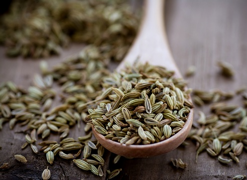 fennel for stomach ache