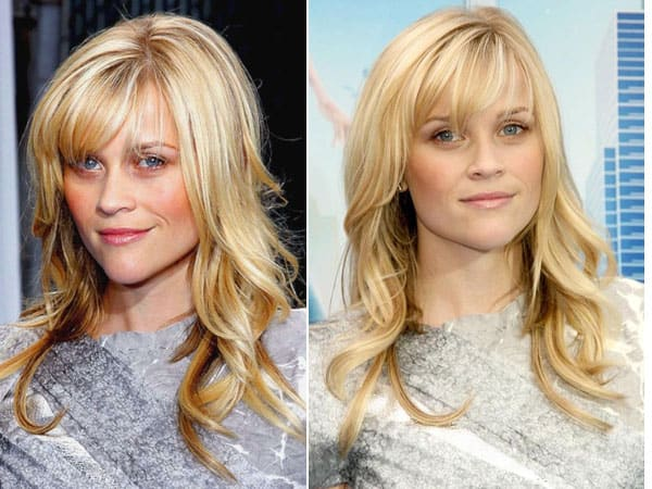 Hairstyle for Long Heart Shaped Face