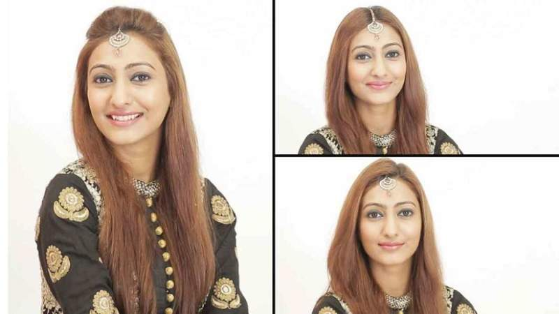 9 Gorgeous Hairstyles With Maang Tikka Styles At Life