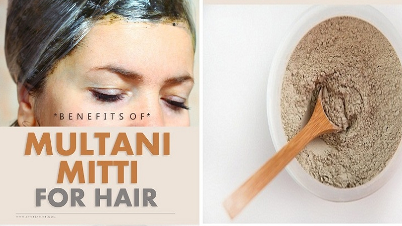 How To Use And Apply Multani Mitti For Hair