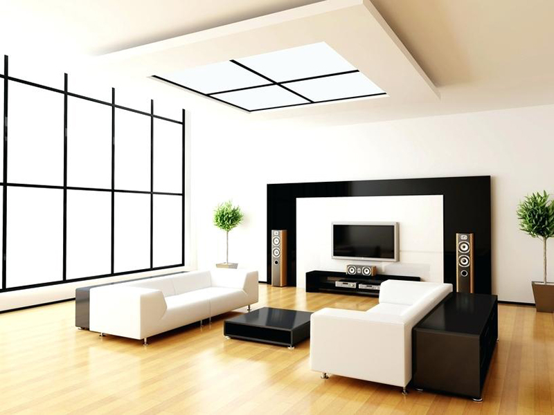 15 Trending Interior Designs For Hall With Pictures In 2020