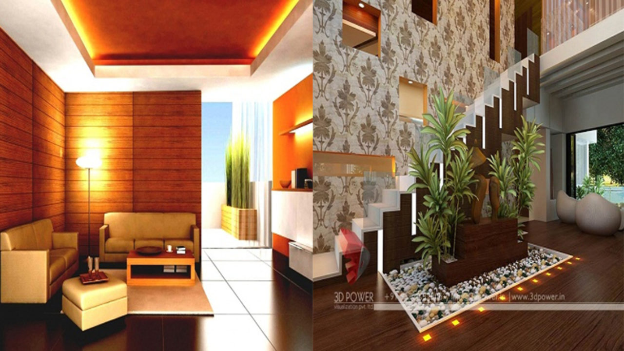 15 Best Interior Designs For Hall With Pictures In India