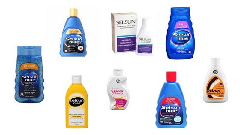 Selsun Shampoos