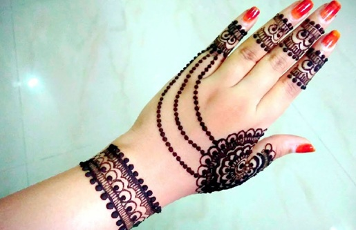 New Mehendi Designs For EID