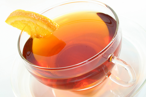 orange peel tea for diarrhea