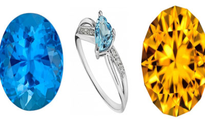 Precious November Birthstones and It's Jewelry Designs
