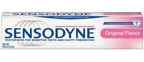 Toothpaste for Sensitive Teeths