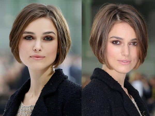 Short Straight Hair Cut
