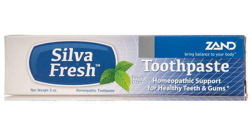 Silva Fresh Toothpaste