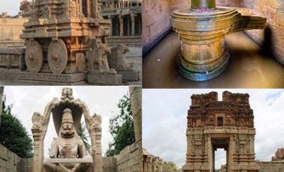 Temples Of Hampi