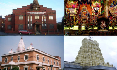 Temples in London