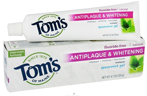 Tom's Natural Toothpaste