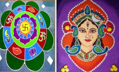 Traditional Rangoli Designs for Festival