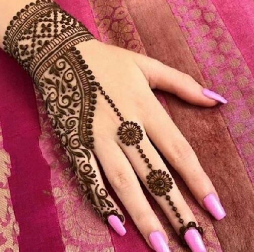 50 Latest Mehndi Designs To Try For All Occasions In 2019