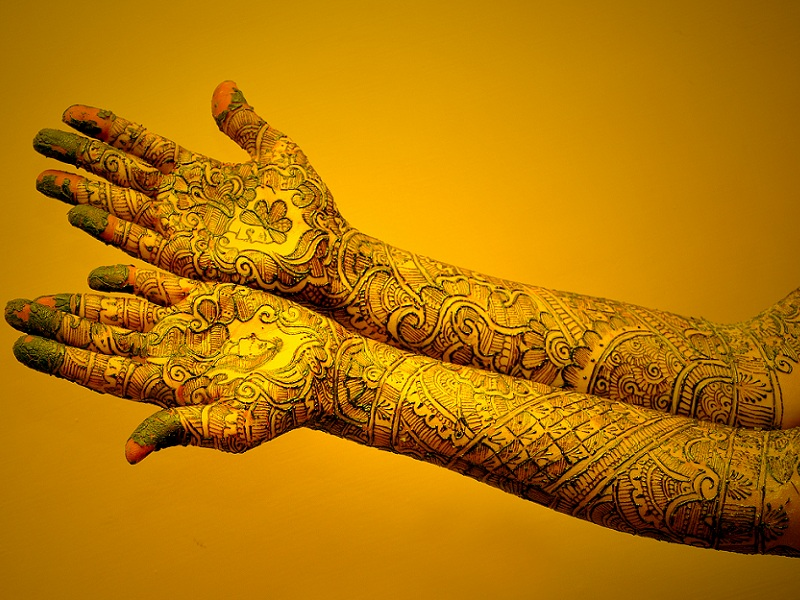 20 Latest Full Hand Mehndi Designs to Try in 2019