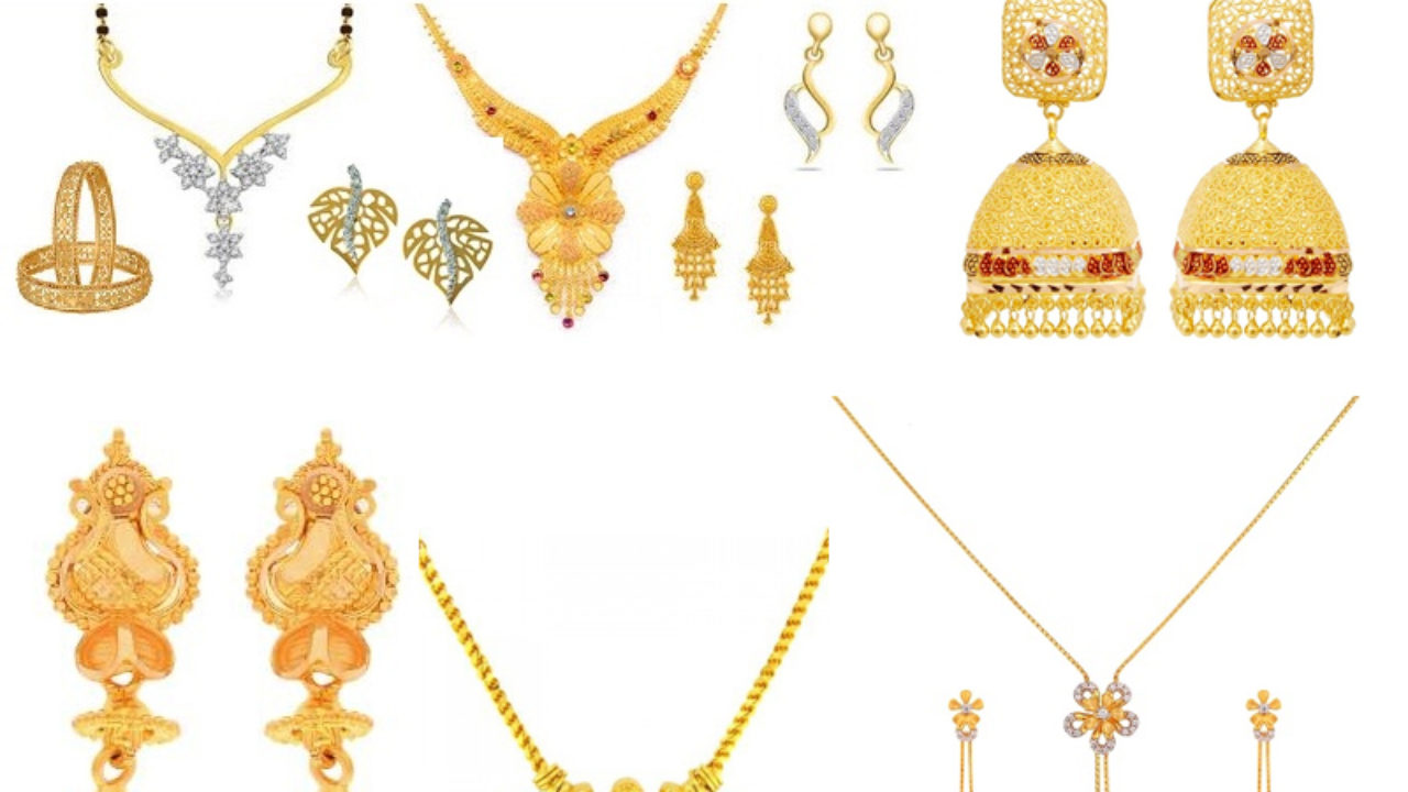 Indian Simple Jewellery Designs Yescar Innovations2019 Org