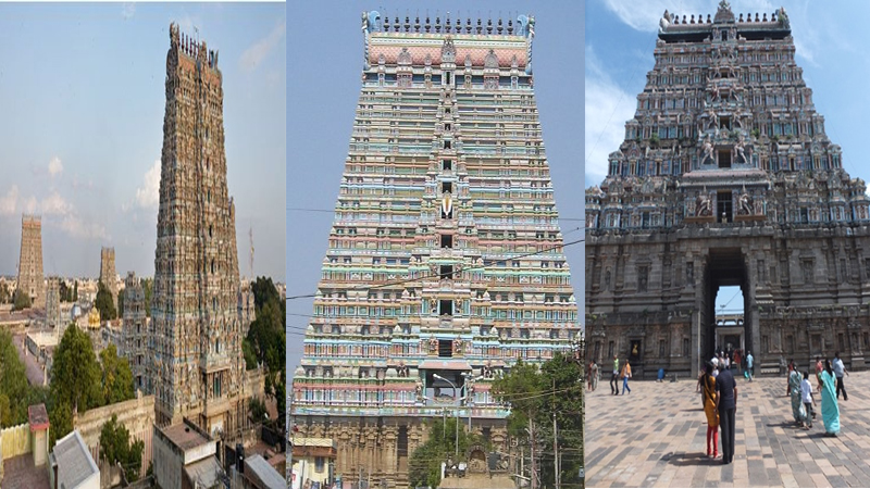 Best Largest Hindu Temples In India With Details