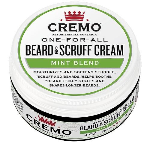 Cremo Beard and Scruff Cream