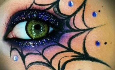 Halloween Eye Makeup 2018 – How To Do