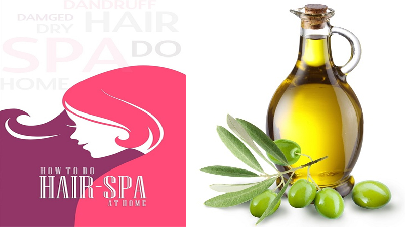 How To Do Hair Spa At Home With 5 Effective Home Remedies