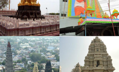 Important Hindu Temples in Vijayawada To Add To Your List
