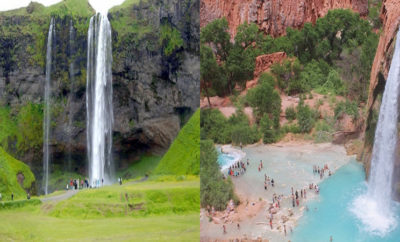 Incredible Natural Waterfalls In The World