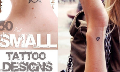 Small Tattoo Designs For Men And Women