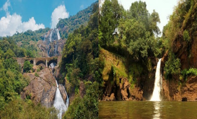 Most Popular Waterfalls In and Around Goa