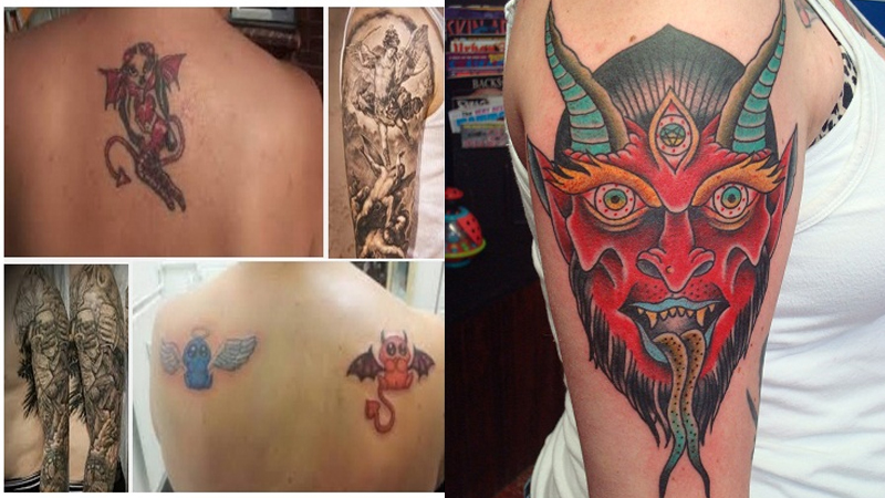 Powerful Devil Tattoo Designs To Look Aggressive In 2019