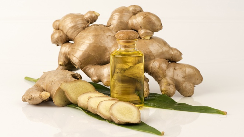 Ginger Oil Benefits For Skin, Hair and Health
