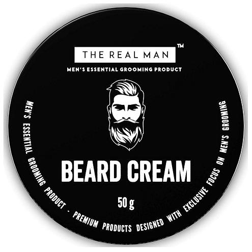 The Real Man Moisturizing Beard Cream