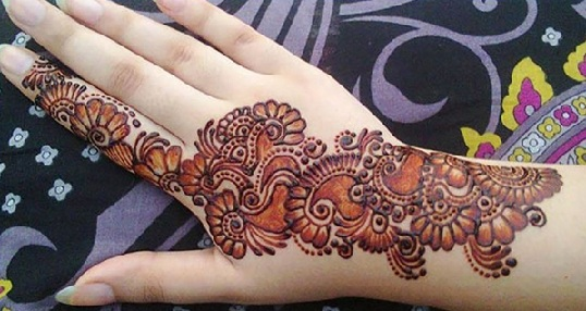 100 Simple And Easy Mehndi Designs Collection 2019 Styles At Life