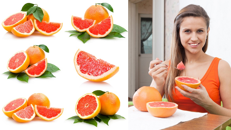 Wonderful Grapefruit Benefits + Nutrition Facts