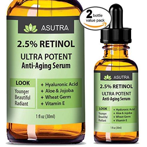 Asutra Ultrapotent Anti-Aging Serum
