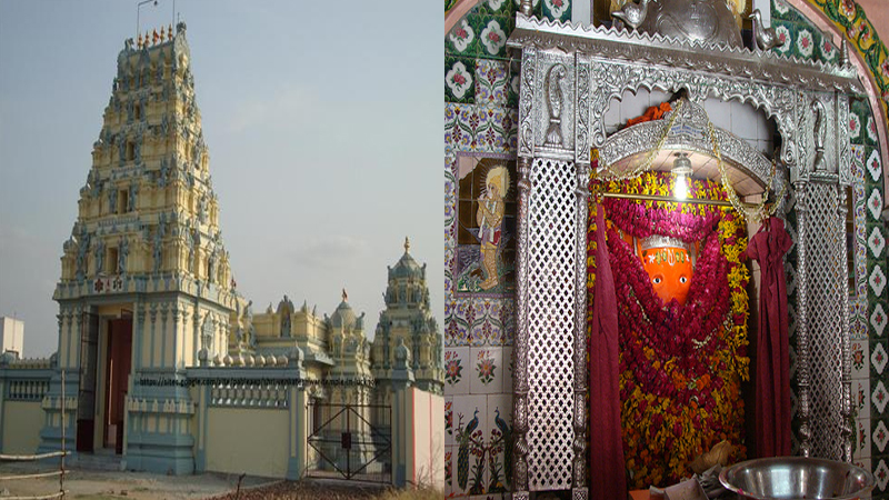 Beautiful and Alluring Hindu Temples in Lucknow