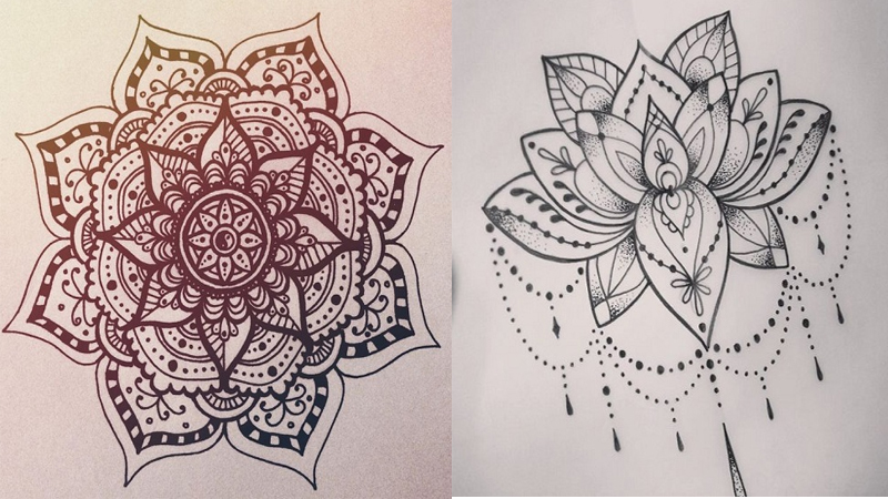 Best Mandala Tattoo Designs To Wear a Piece of Art In 2018