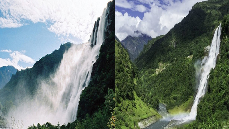 Best Waterfalls in Arunachal Pradesh – Glorious Streams of Pure White