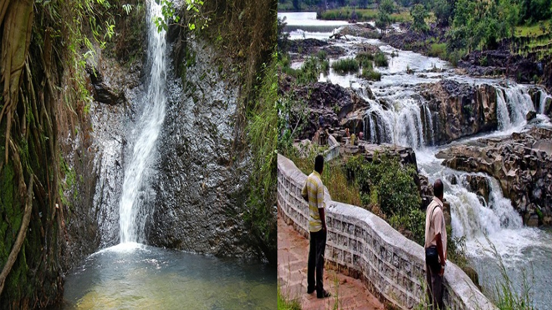waterfalls in andhra pradesh