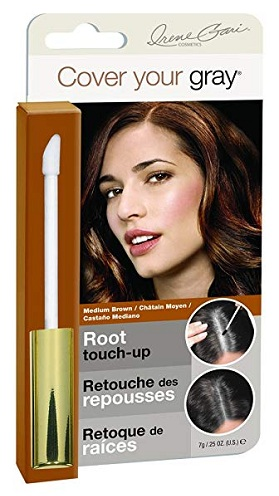 Cover Your Gray Waterproof Hair Color Touch Up Stick