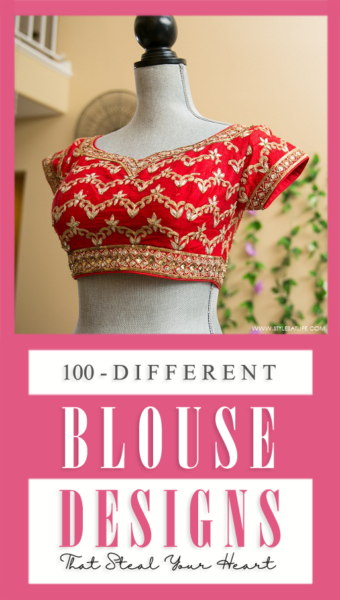 Different Blouse designs