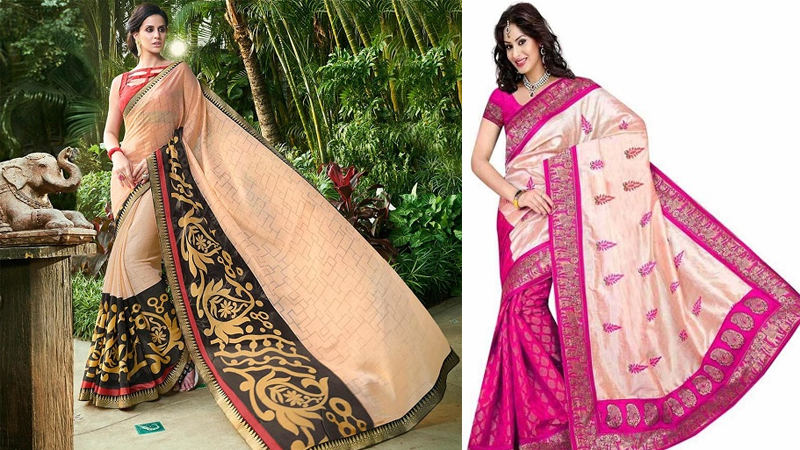 Enchanting Brasso Sarees For The Modern Diva