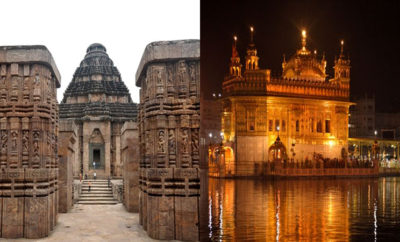 Famous Oldest Temples In India With Details