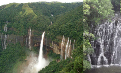 Famous Waterfalls in Assam – Nature's Power at Its Glorious Best