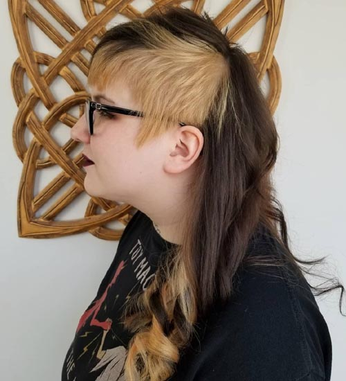Funky Hairstyles For Long Hair 10