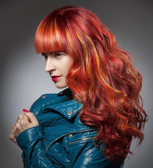 Funky Hairstyles For Long Hair 5g