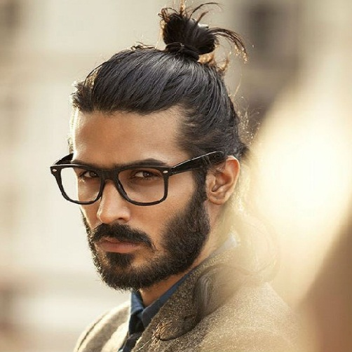 Man Bun Hairstyles8