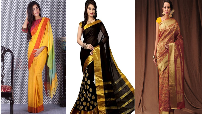 Handwoven Sarees – Bringing Back The Traditions With These Sarees