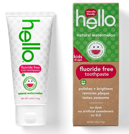 Hello Kids' Toothpaste