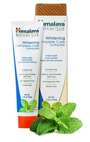 Himalaya Neem and Mint Toothpaste